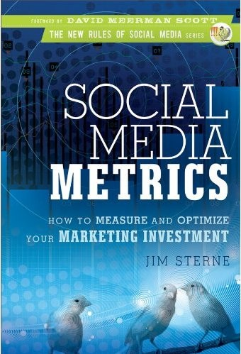 Jim Sterne on Social Media Metrics