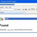 "Latest Google Recruiting ""Error"""